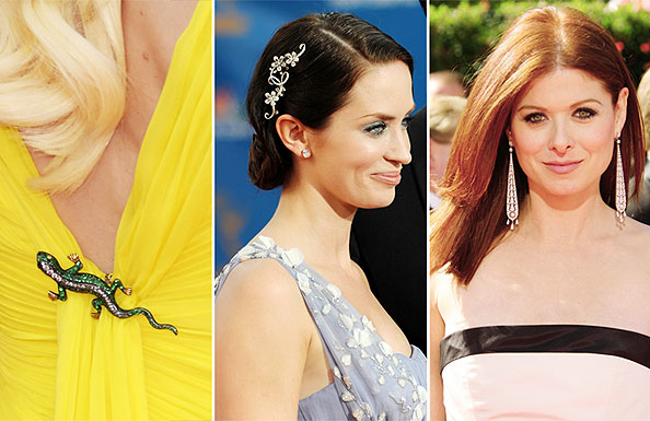 Bring on the Bling! We Rounded Up the Most Incredible Jewelry Moments from the Emmys