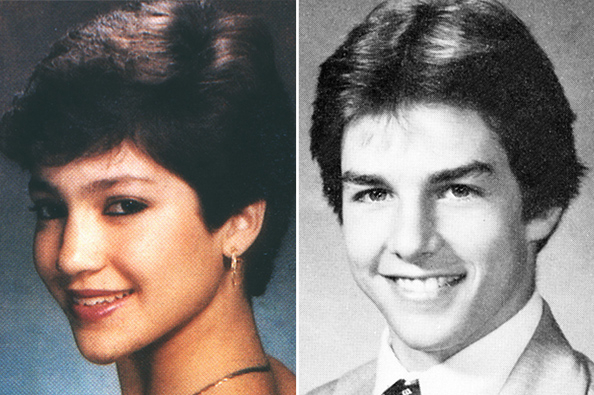 When They Were Teens! Check Out 35 of Our Favorite Celebrity Yearbook Photos