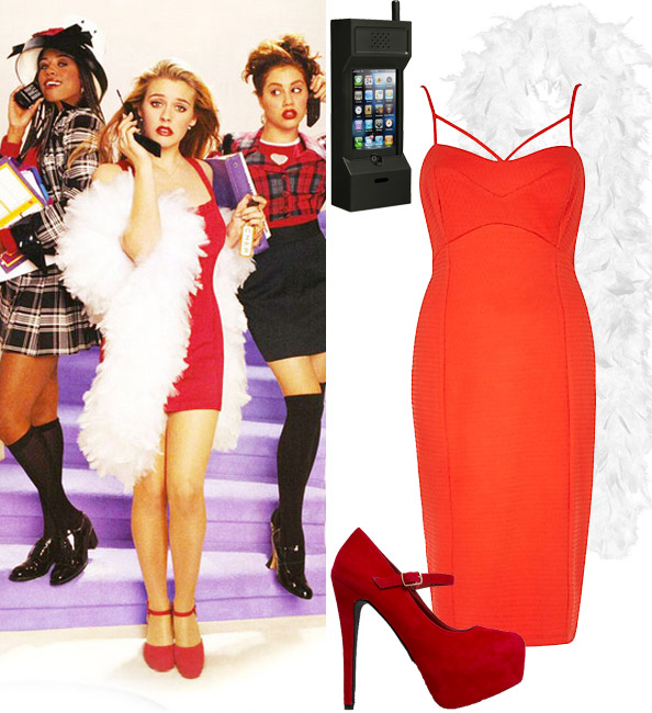 Fashion Flashback! Dress Up In '80s and '90s Movies-Inspired Costumes for Halloween
