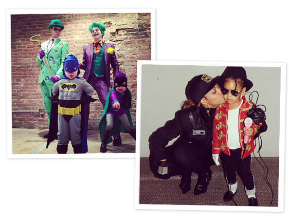 The Best Celebrity Halloween Costumes on Instagram