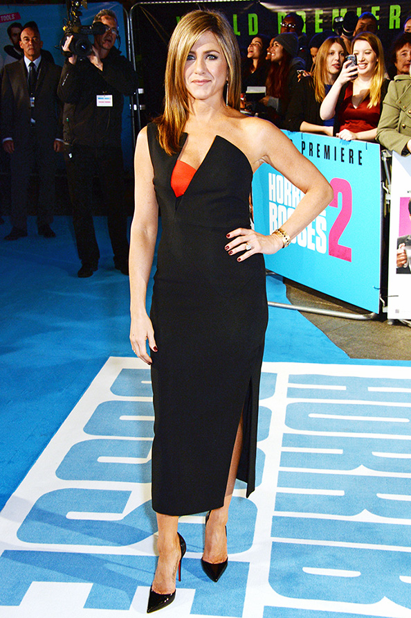 Jennifer Aniston at Horrible Bosses 2 World Premiere