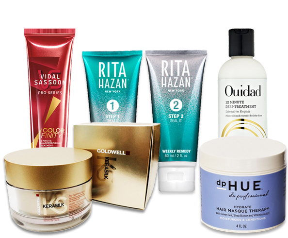 Combat Dry Winter Hair With These Deep Conditioning Treatments