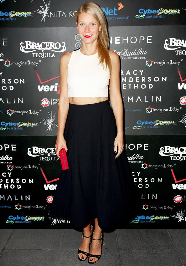 50 Best Dressed Gwyneth Paltrow