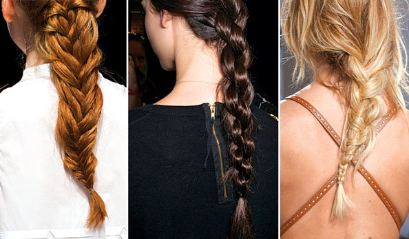 How to Get Spring's Most Wearable Hairstyle: Flirty Braids