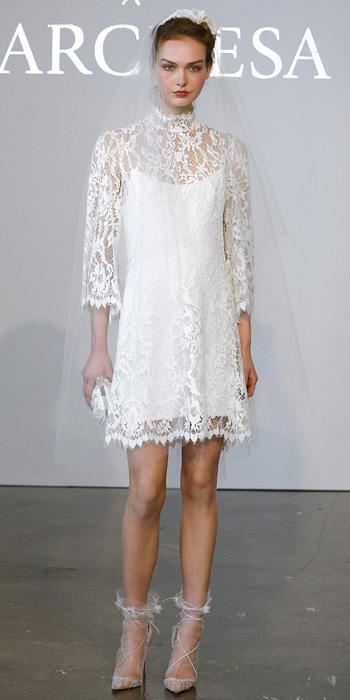 6c1f5518ac The Marchesa Spring 2015 Bridal Collection | InStyle.com