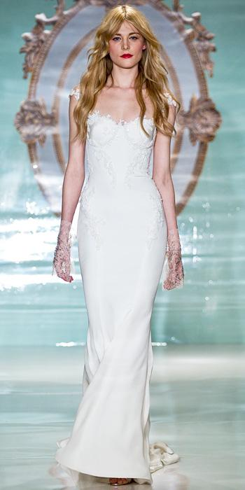 Reem Acra Spring 2015 Bridal Collection | InStyle.com