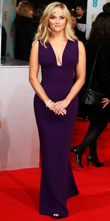 Reese Witherspoon in Stella McCartney.