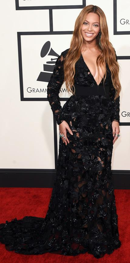 2015 Grammy Arrivals - Beyonce