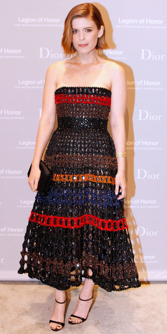 Kate Mara in Dior Haute Couture