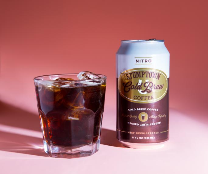 We Tried It: Stumptown's Canned Nitro Cold Brew Coffee