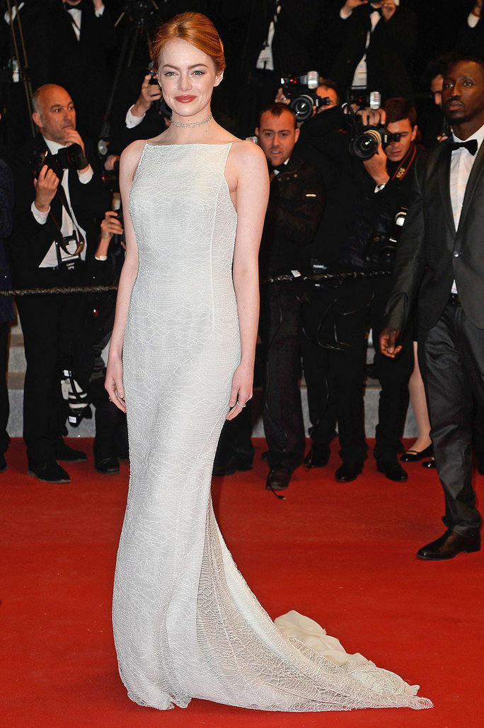 Emma Stone  Irrational Man  Premiere - The 68th Annual Cannes Film Festival