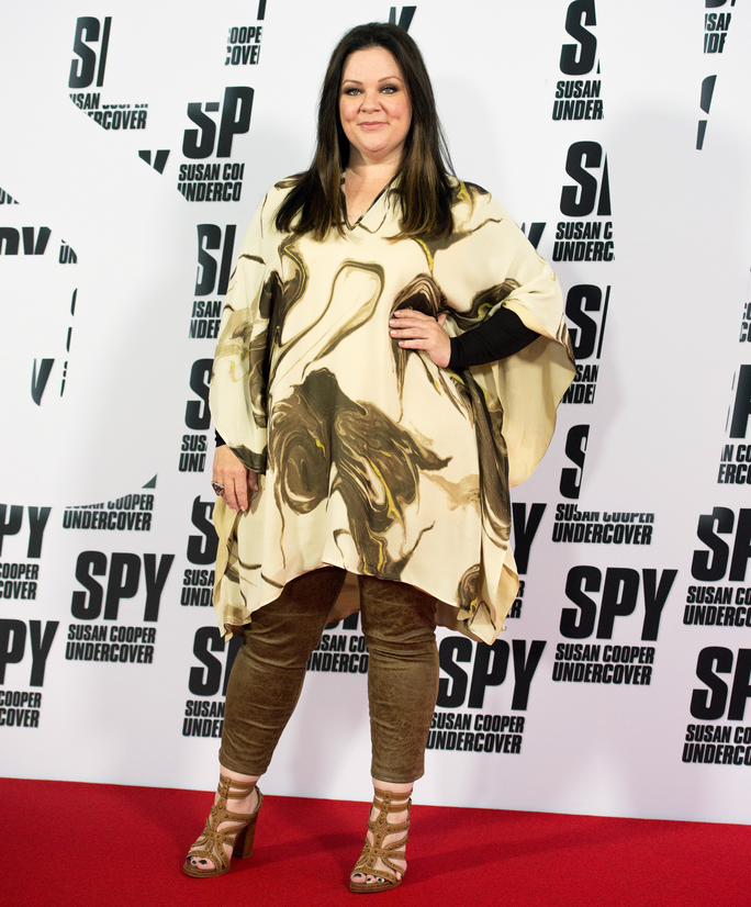 Melissa McCarthy Was Smokin' Hot at the Premiere of <em>Spy</em>