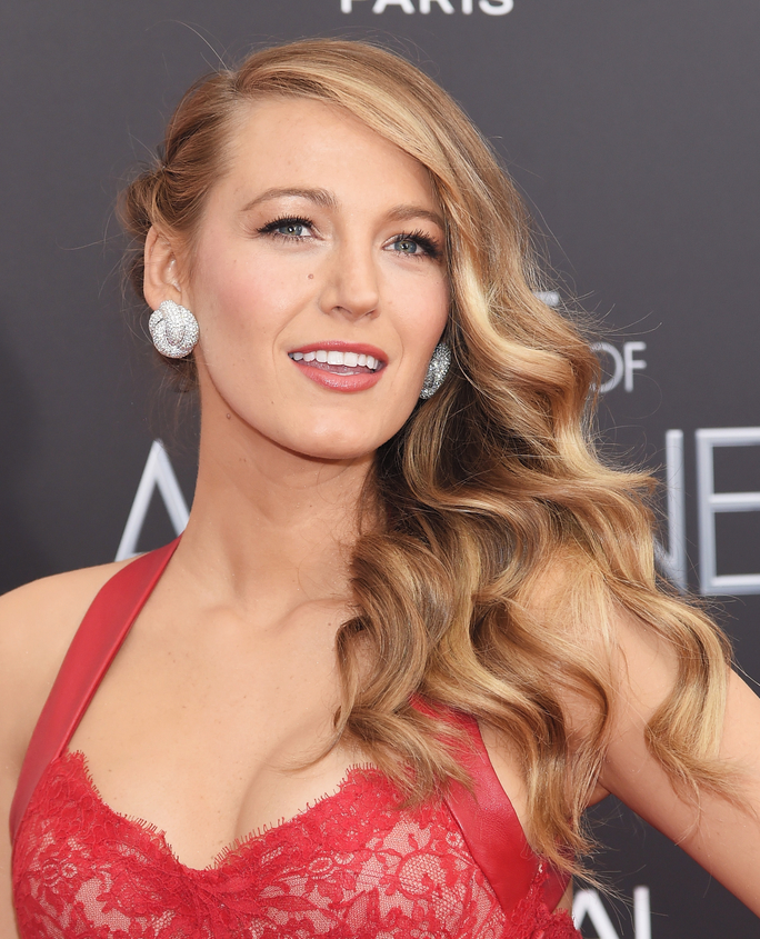 Blake Livelys Changing Looks Instyle