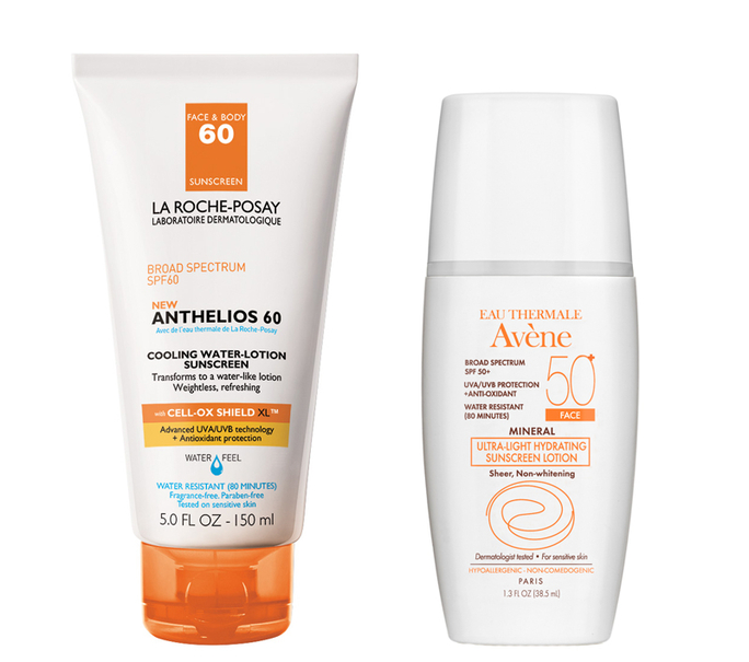 What's the Difference Between Physical & Chemical Sunscreen? Here's Everything You Need to Know