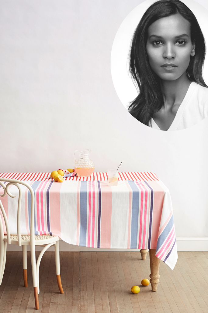 Refresh Your Home with Lemlem x Anthropologie Collaboration's Summery Wares