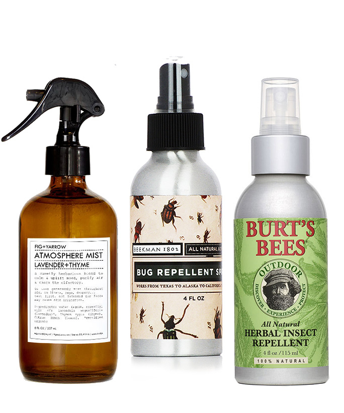 8 Bug Sprays That Are Surprisingly Glamorous