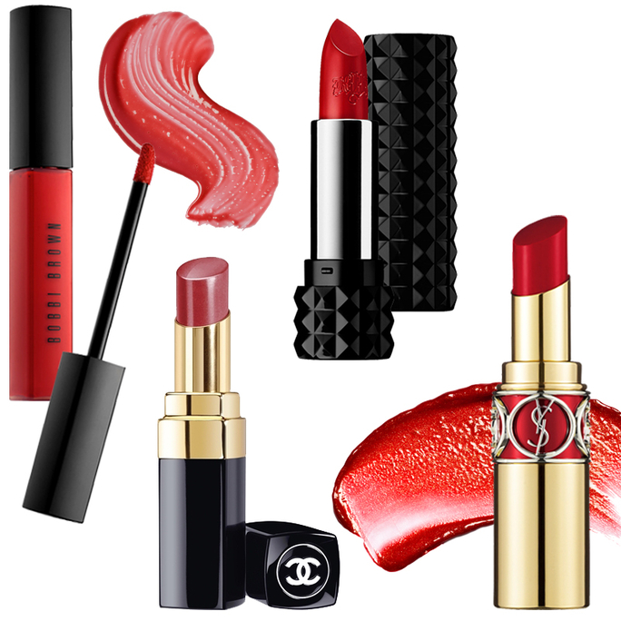 Red Lipsticks - Lead