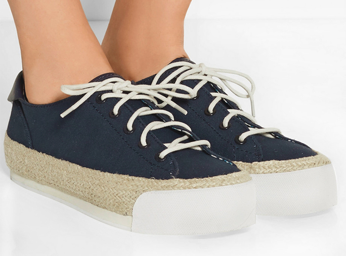 Espadrille Sneakers Are the Summer Shoes You Never Knew You Needed