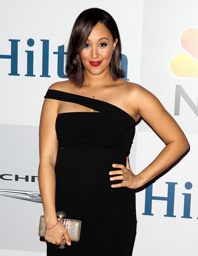 Tamera Mowry Welcomes a Baby Girl