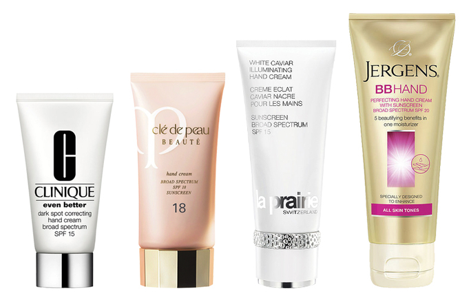We Found the Best SPF-Infused Hand Creams on the Market