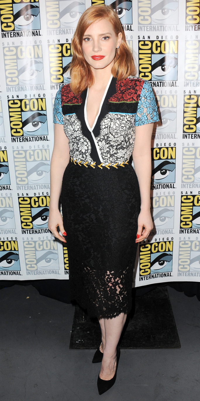Comic-Con International 2015 - Legendary Pictures Panel