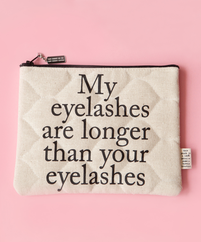 The 6 Sassiest Makeup Bags to Give Your Vanity Some Attitude