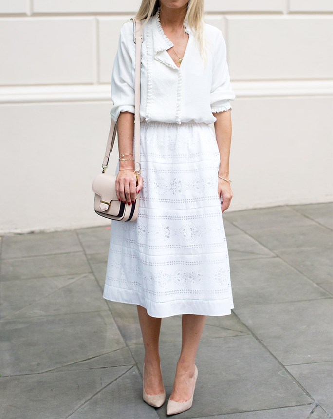 Street Style - London Collections: WOMEN SS15 - September 12 To September 16, 2014