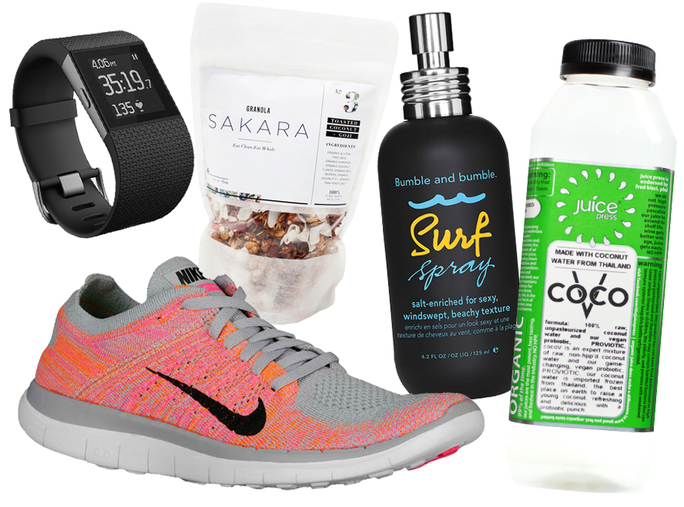 Athlete Beach Bag Essentials