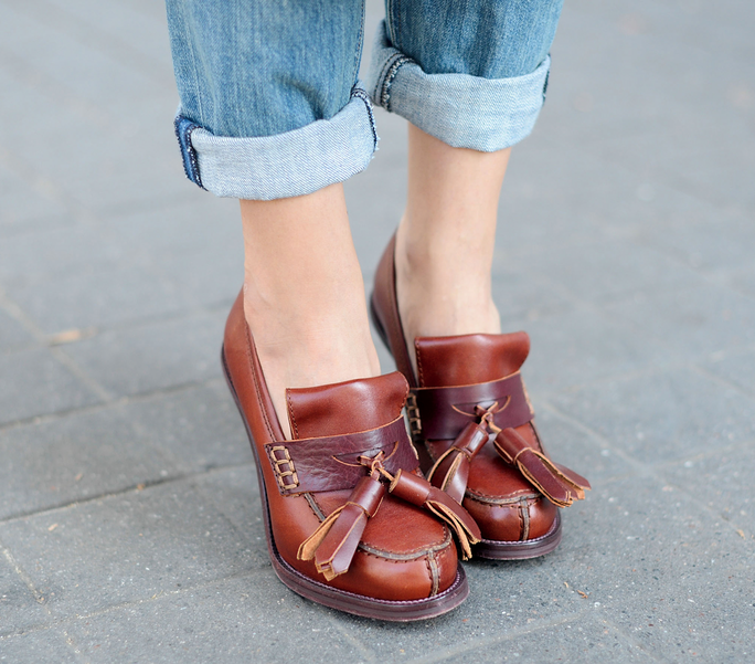 14 Reasons Why We're Falling for Preppy-Chic Loafers
