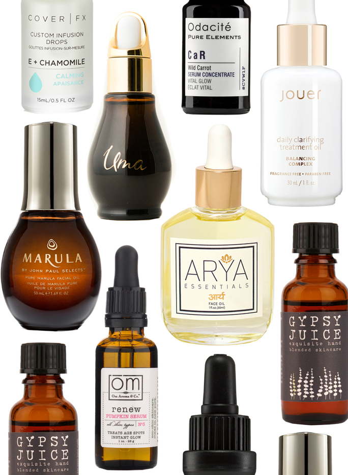There's a Face Oil to Solve Your Skin Care Problems