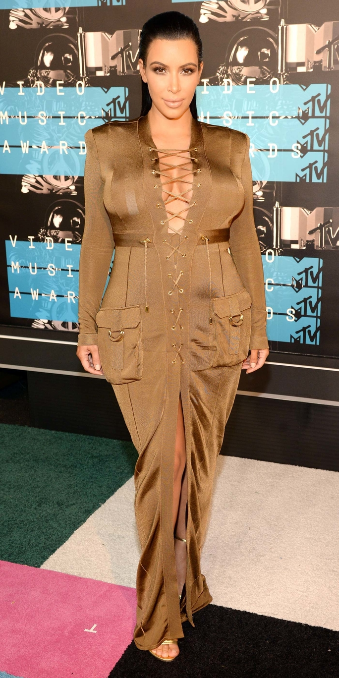 2015 MTV Video Music Awards - Kim Kardashian
