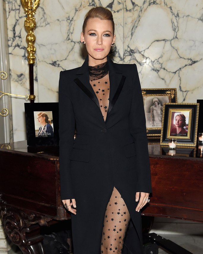 Blake Lively Captures a Funny Moment with the Trainer Responsible for Her Toned Body