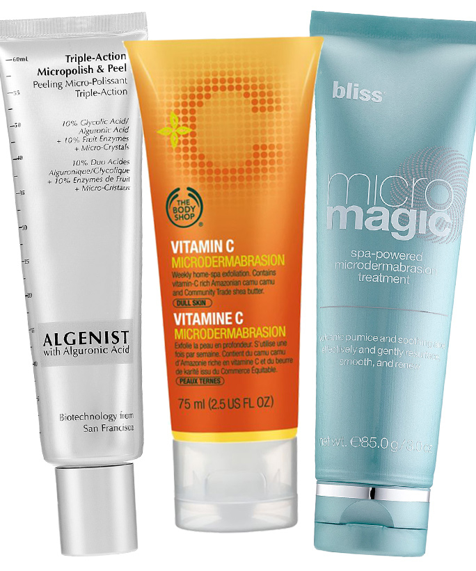 Shop the 8 Best At-Home Microdermabrasion Scrubs
