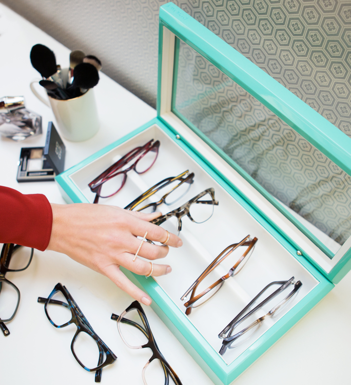 The Eyeglass Storage Box You Never Knew You Were Missing