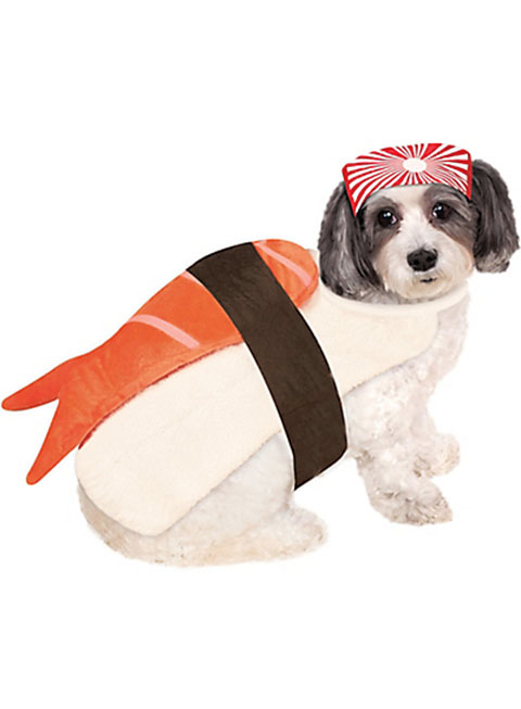 <p><strong>Sushi Dog</strong></p>