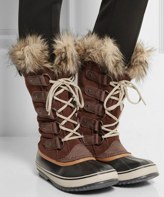 12 Chic Snow Boots to Buy Now and Wear Later | InStyle.com