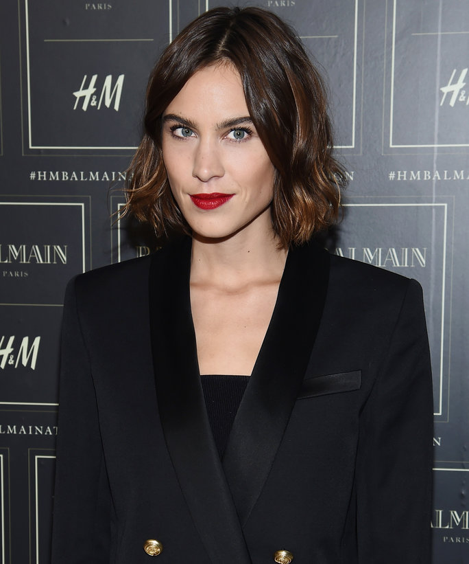 Happy 32nd Birthday Alexa Chung Instyle Com