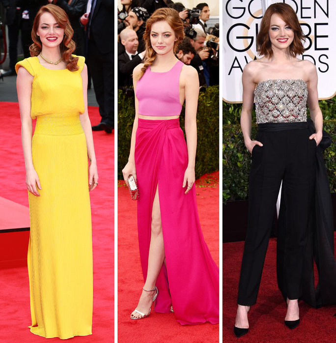 Happy Birthday, Emma Stone! Relive Her Best Red Carpet Looks