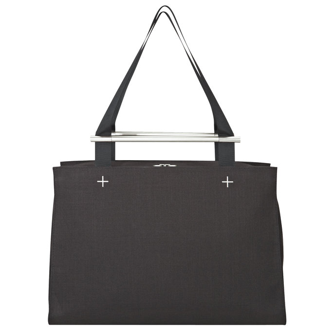 Delsey x Philippe Stark Duffle Bag