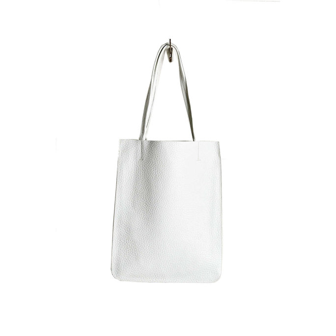 Minor History Leather Tote