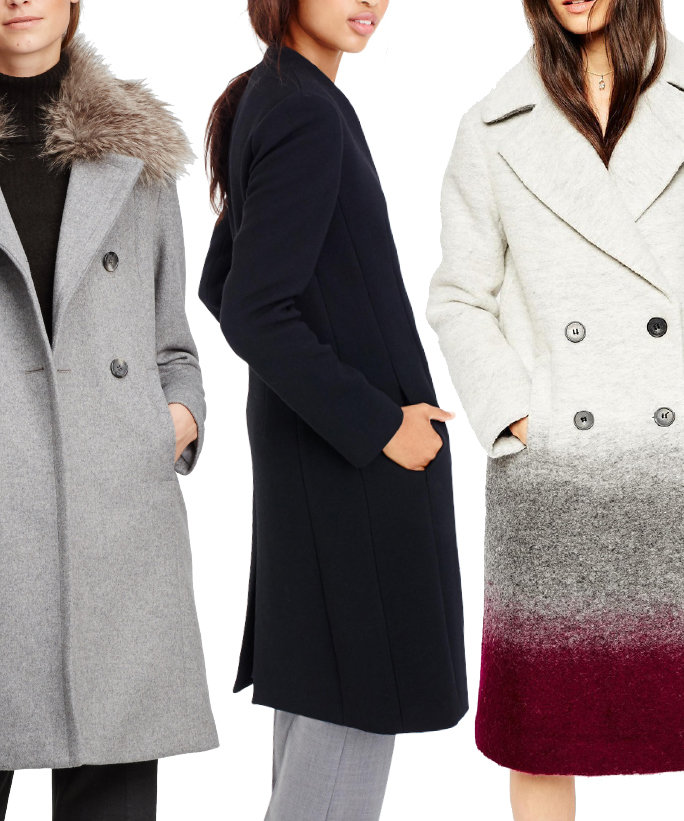 Shop the Perfect Winter Coats for Petites | InStyle.com