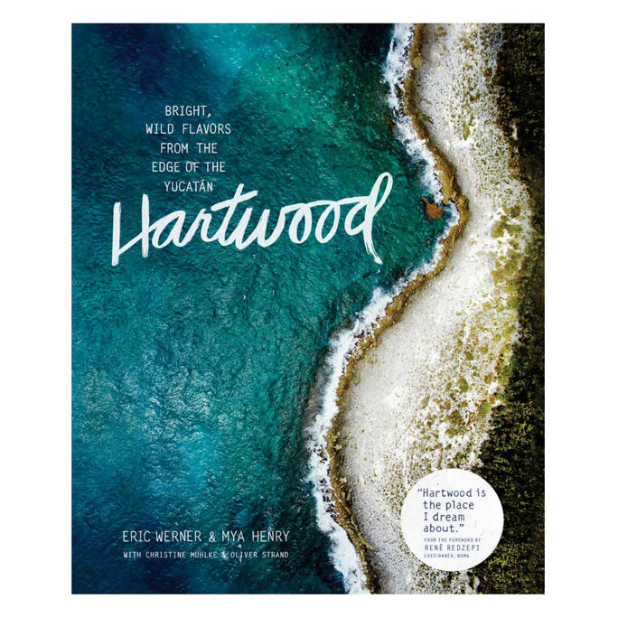 HARTWOOD BY ERIC WARNER AND MYA HENRY