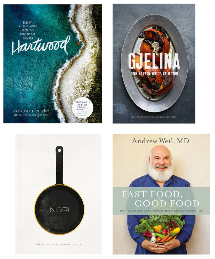 Check Out the Best Cookbooks of 2015