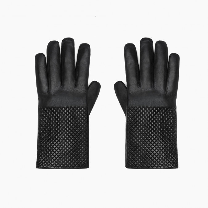 WANT LES ESSENTIALS LEATHER GLOVES