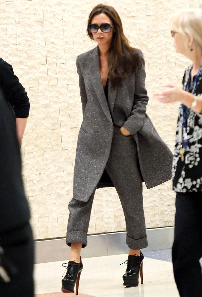 How To Dress Like Victoria Beckham