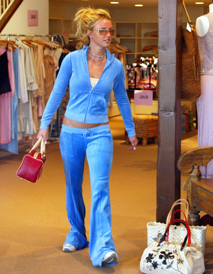 The Juicy Couture Tracksuit Lives on Thanks to This Awesome New Exhibit