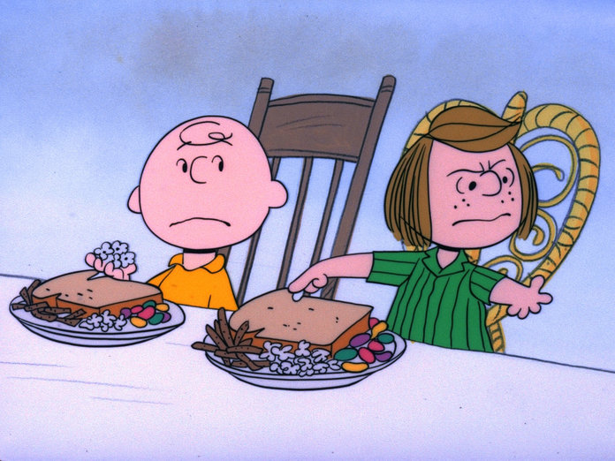<p><em>A Charlie Brown Thanksgiving </em></p>
