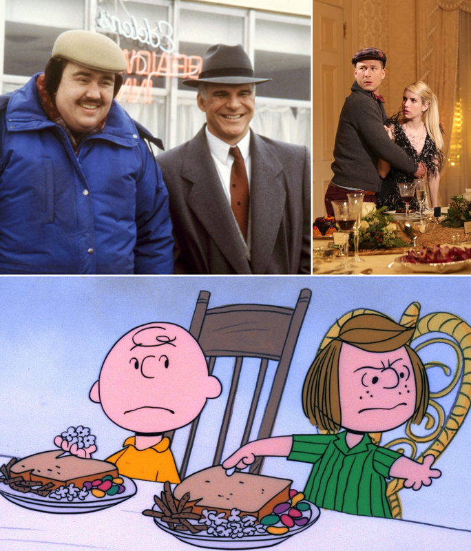 Set Your DVR for These 10 Thanksgiving-Themed TV Specials