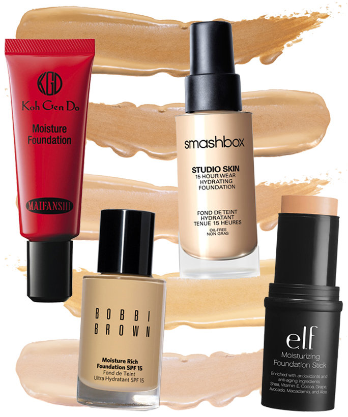 10 Skin-Saving Foundations for Winter Skin