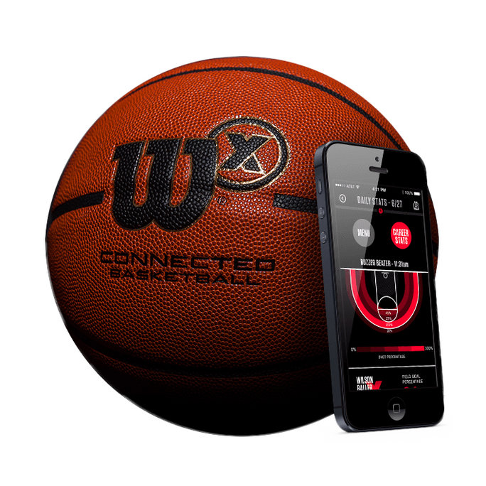 Wilson X Connected Basketball